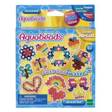 Juwelenset (complete set) / Aquabeads