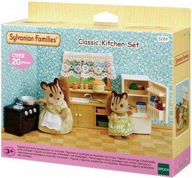 Klassieke keukenset / Sylvanian Families