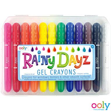 Rainy Dayz gel waskrijtjes / Ooly