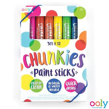 Chunkies verfkrijtjes / Ooly