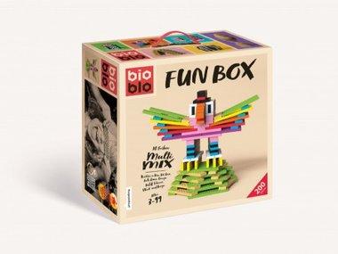 Fun Box Multi Mix (200) / Bioblo