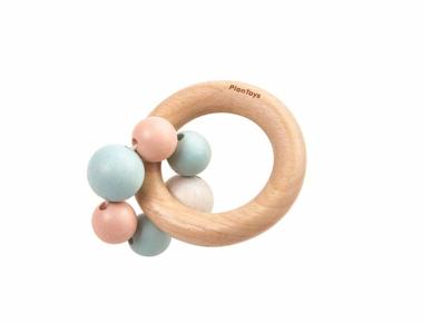 Houten rammelaar Beads Rattle / PlanToys