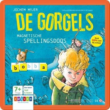De Gorgels spellingsdoos magnetisch. 7+ / Jochem Myjer