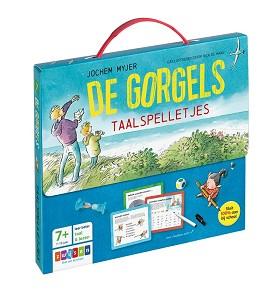 De Gorgels koffertje met taalspelletjes. 7+ / Jochem Myjer