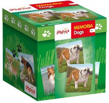 Memospel - Honden / Ludattica