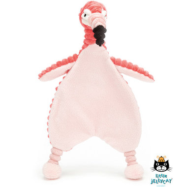 Flamingo Cordy Roy Baby Flamingo Soother / JellyCat