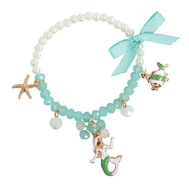 Armband zeemeermin - Seaside Charm Deluxe / Great Pretenders