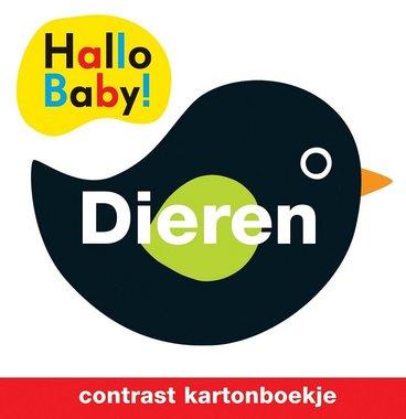 Hallo Baby: Dieren (kartonboek). 0+ / Veltman