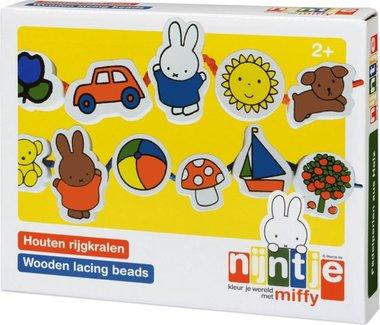 Houten Rijgkralen / Bambolino Toys