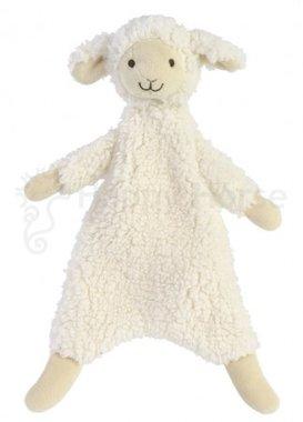 Knuffeldoekje Lamb Leo Tuttle / Happy Horse