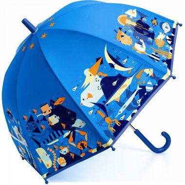 Kinderparaplu Zeewereld / Djeco