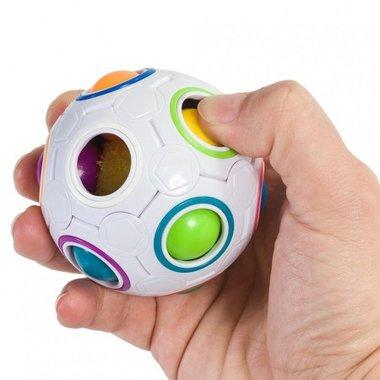Magic Puzzle Rainbow Ball / Clown Games