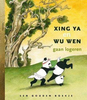 Gouden boekje. Xing Ya en Wu Wen gaan logeren. 4+ / Rubinstein