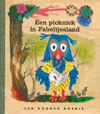 Gouden boekje. Een picknick in Fabeltjesland. 3+ / Rubinstein