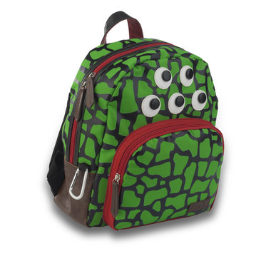Rugzak Boys Turtle Green / ZEBRA