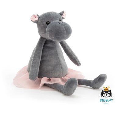 Nijlpaard Dancing Hippo Small / JellyCat