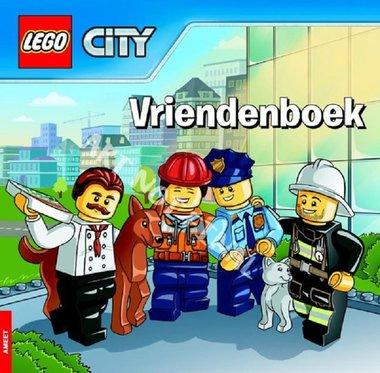 LEGO® City Vriendenboek 5+ / Meis & Maas