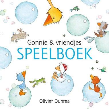 Gonnie en vriendjes speelboek. 2+ / Gottmer