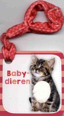 Buggyboekje: Babydieren (kartonboek). 1+ / Veltman