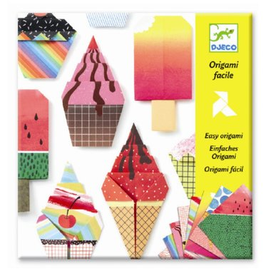 Origami IJsjes / Djeco