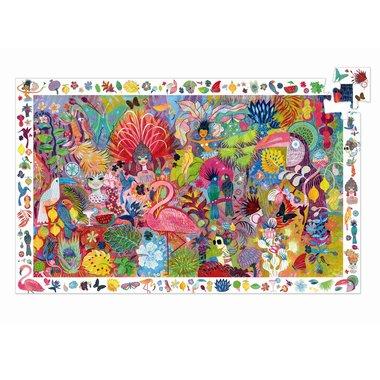 Observatie puzzel Carnaval de Rio (200 st.) / Djeco