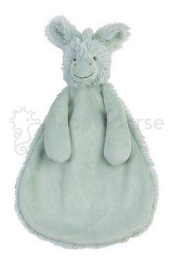 Knuffeldoekje Ezeltje Donkey Devan Tuttle / Happy Horse