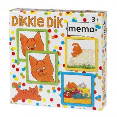 Dikkie Dik spel : Memo. 3+