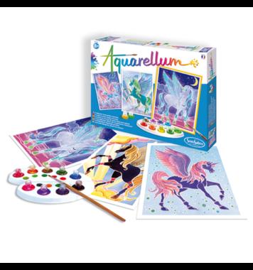 Schilderset aquarelverf Pegasus / Aquarellum
