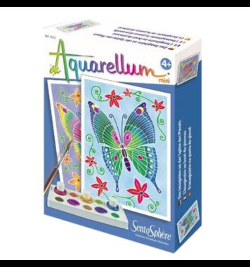 Schilderset aquarelverf Vlinders / Aquarellum
