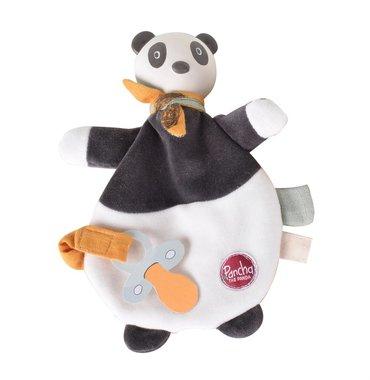 Flat Toy knuffeldoekje Panda / Tikiri