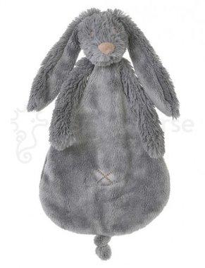 Knuffeldoekje Konijn Deep Grey Rabbit Richie Tuttle / Happy Horse