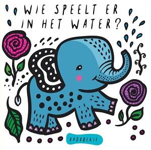 Toverkleuren. Wie speelt er in het water (badboekje) / Wee gallery Ploegsma