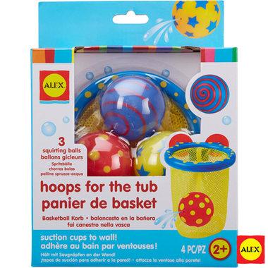 Badspeelgoed Basketbal in bad / Alex