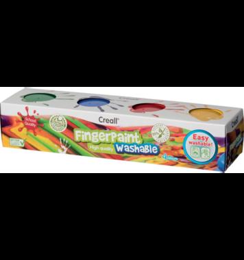 Vingerverf set / Creall