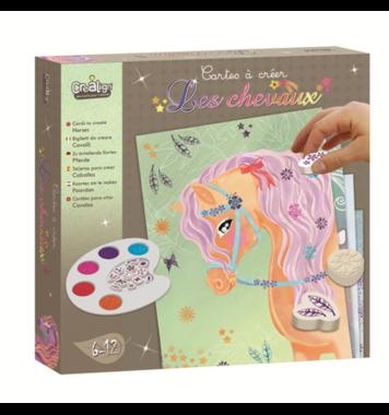 Paarden kaarten / Crealign
