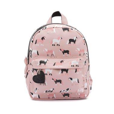 Rugzak (S) Pink Horses / ZEBRA
