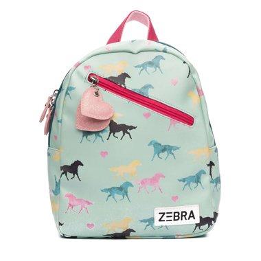 Rugzak (S) Girls Wild Horse / ZEBRA