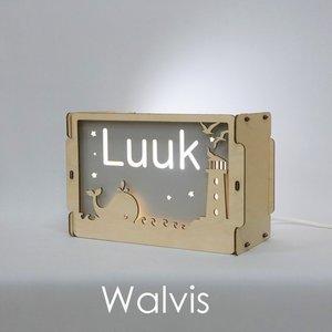 hoten lamp met wavis