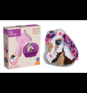 Plush Pony kussen / Plush Craft