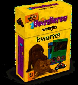 Huisdieren Weetjes Kwartet / Identity Games