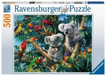 Koala's in de boom (500 st) / Ravensburger