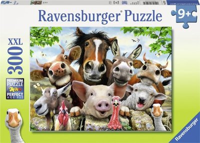 Say Cheese puzzel (300 XXL) / Ravensburger