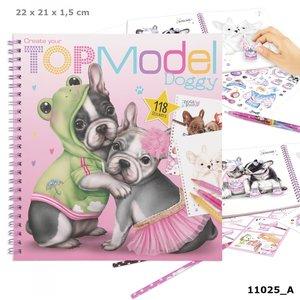 Create your Doggy kleurboek / TOPModel 1