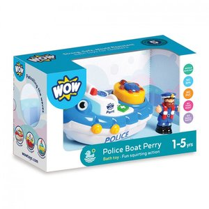 Police Boat Perry / WOW Toys 2