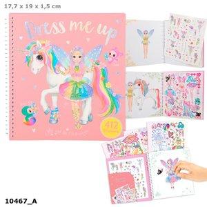 Dress Me Up stickerboek / Ylvi & the Minimoomis