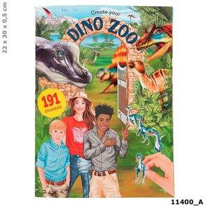 Create your Dino ZOO / Dino World
