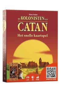 Catan: Het snelle Kaartspel 999 Games