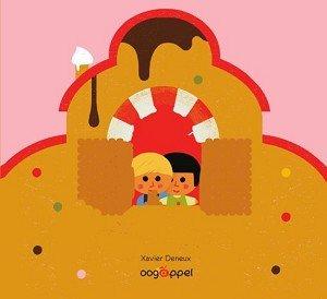 Hans en Grietje (kartonboek) 2+ / Oogappel WPG