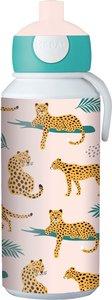 leopard drinkfles mepal