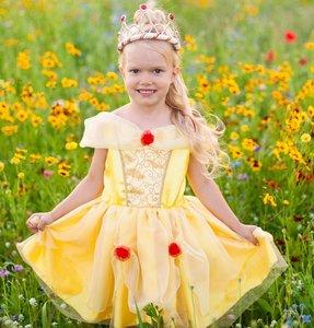Belle en het Beest verkleedjurk Great Pretenders
